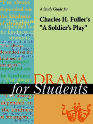 Compare & Contrast A Soldier's Play by Charles H. Fuller