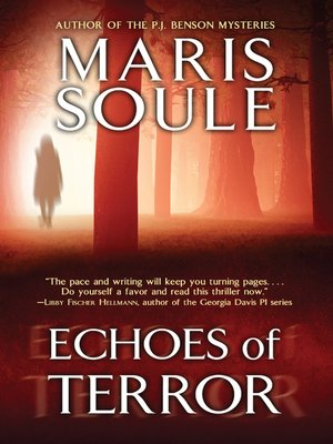 cover image of Echoes of Terror