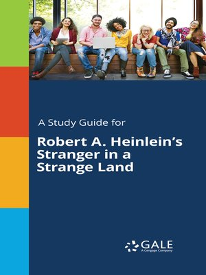 "cover image of A Study Guide for Robert A. Heinlein's ""Stranger in a Strange Land"""