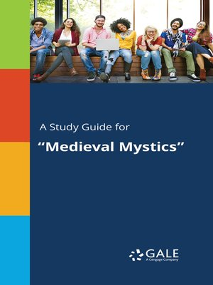 "cover image of A Study Guide for ""Medieval Mystics"""