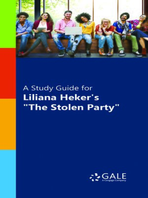 "cover image of A Study Guide for Liliana Heker's ""The Stolen Party"""