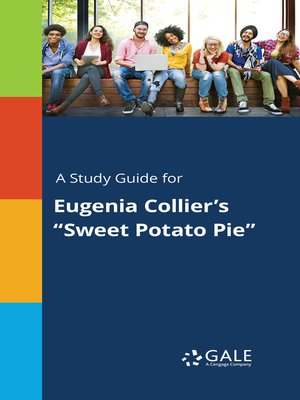 "cover image of A Study Guide for Eugenia Collier's ""Sweet Potato Pie"""