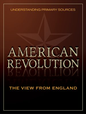 cover image of Understanding Primary Sources: The View from England