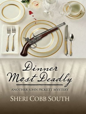 cover image of Dinner Most Deadly