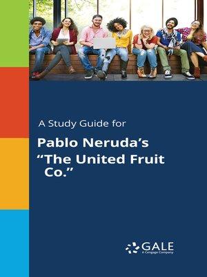 the united fruit co