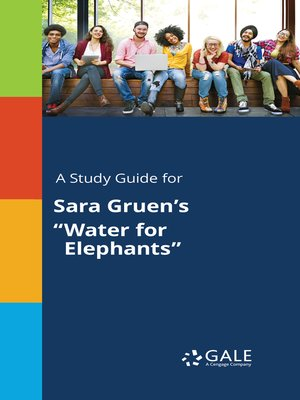 water for elephants character analysis Home literature study guides hills like white elephants discussion questions page 4  character analysis  they ask for it to be mixed with water,.