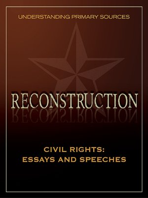 cover image of Understanding Primary Sources: Civil Rights