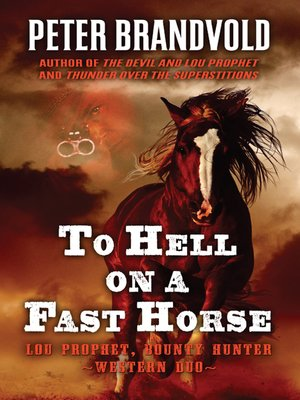 cover image of To Hell on a Fast Horse