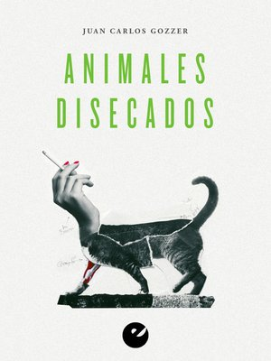 cover image of Animales disecados