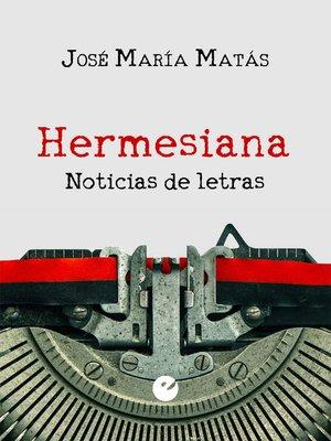 cover image of Hermesiana