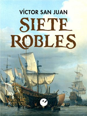 cover image of Siete Robles