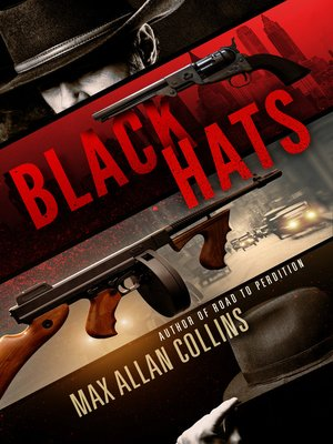 cover image of Black Hats