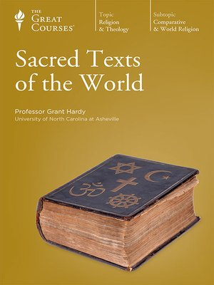cover image of Sacred Texts of the World