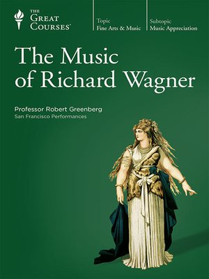 cover image of The Music of Richard Wagner