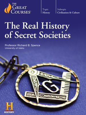 cover image of The Real History of Secret Societies