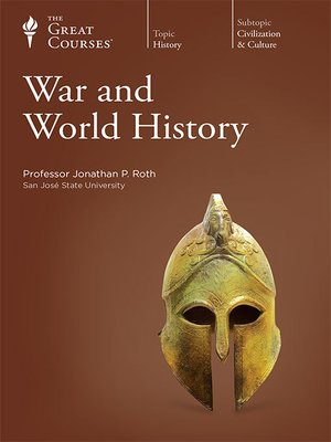 cover image of War and World History