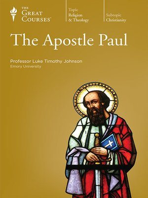 cover image of The Apostle Paul
