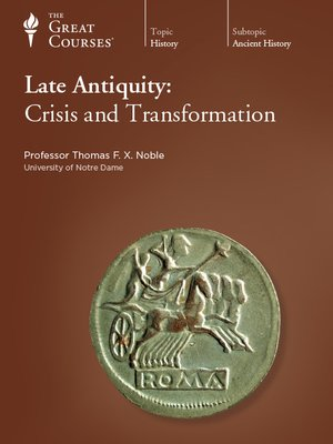 cover image of Late Antiquity