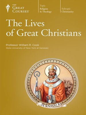 cover image of The Lives of Great Christians