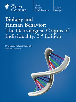 cover image of Biology and Human Behavior