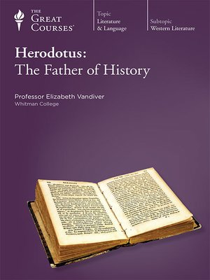 cover image of Herodotus