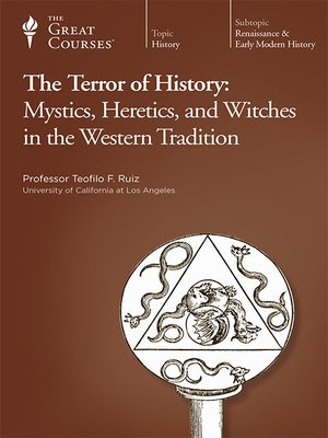cover image of The Terror of History