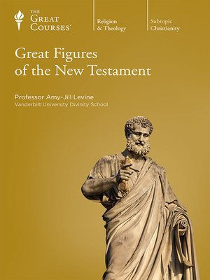 cover image of Great Figures of the New Testament