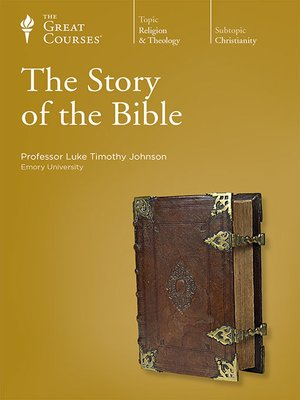 cover image of The Story of the Bible