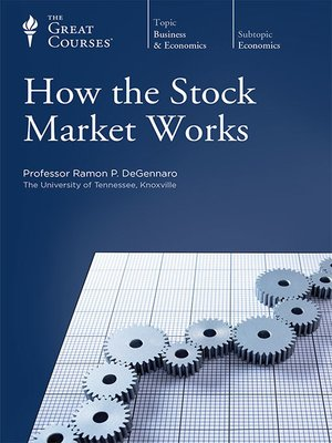 cover image of How the Stock Market Works