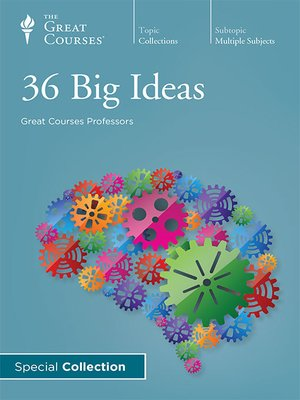 cover image of 36 Big Ideas
