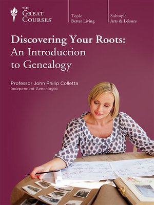 cover image of Discovering Your Roots