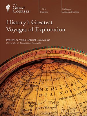 cover image of History's Greatest Voyages of Exploration