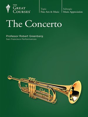 cover image of The Concerto