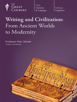 cover image of Writing and Civilization