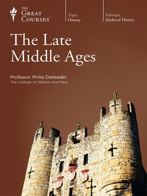 cover image of The Late Middle Ages