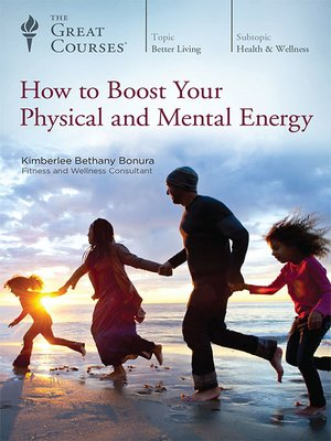cover image of How to Boost Your Physical and Mental Energy