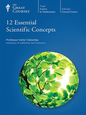 cover image of 12 Essential Scientific Concepts
