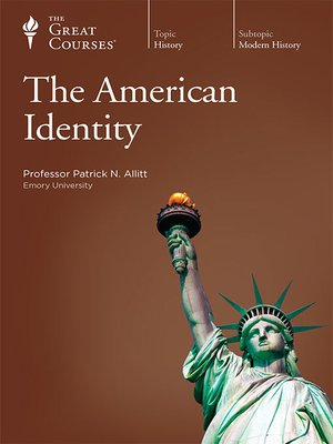 cover image of The American Identity