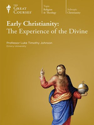 cover image of Early Christianity