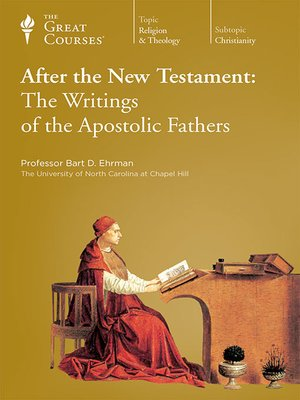 cover image of After the New Testament