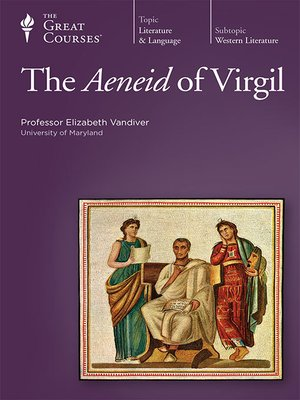 cover image of The Aeneid of Virgil