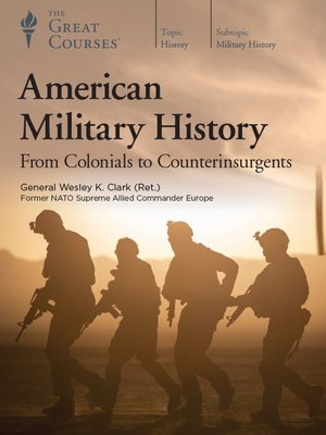 cover image of American Military History