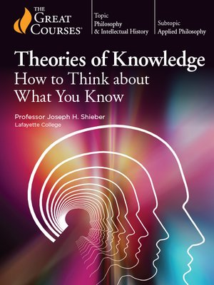 cover image of Theories of Knowledge