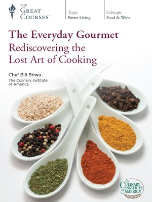 cover image of The Everyday Gourmet
