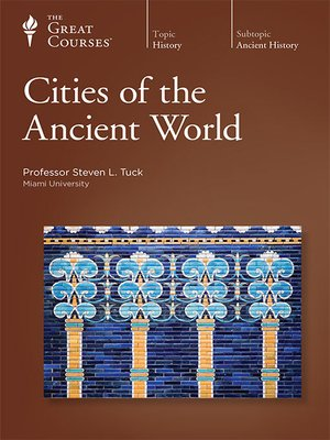 cover image of Cities of the Ancient World