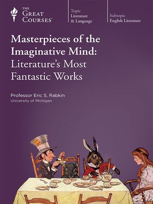 cover image of Masterpieces of the Imaginative Mind