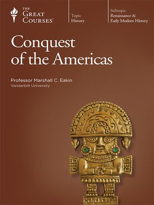 cover image of Conquest of the Americas