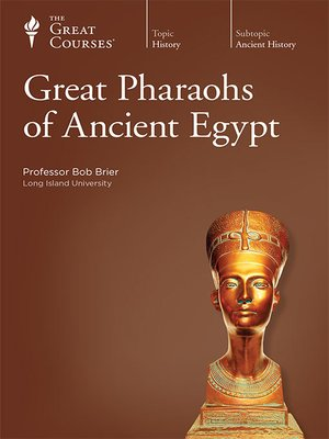 cover image of Great Pharaohs of Ancient Egypt