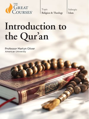 cover image of Introduction to the Qur'an