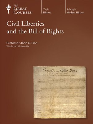 cover image of Civil Liberties and the Bill of Rights